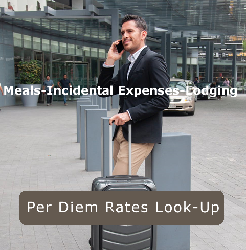 Per Diem Rates Look-Up